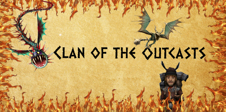 Join Clan of the Outcasts NOW!